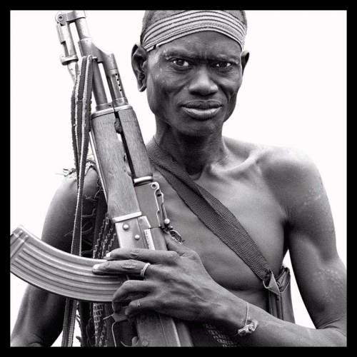MAN OF THE MURSI TRIBE