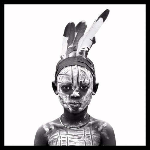 BOY OF THE MURSI TRIBE