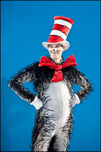 ANGUS WRIGHT IN THE CAT IN THE HAT 2009