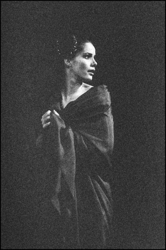 DARCEY BUSSELL IN ROMEO AND JULIET, ROYAL BALLET 1995