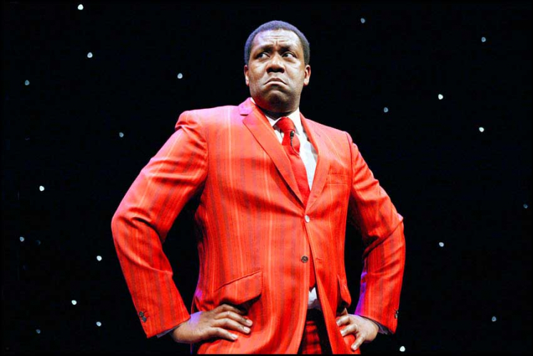 LENNY HENRY – SO MUCH TO SAY 2003